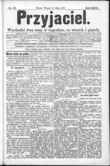 Przyjaciel : pismo dla ludu 1897 nr 40