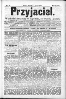 Przyjaciel : pismo dla ludu 1897 nr 46