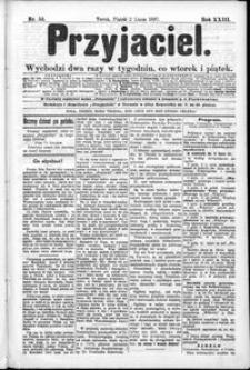 Przyjaciel : pismo dla ludu 1897 nr 53