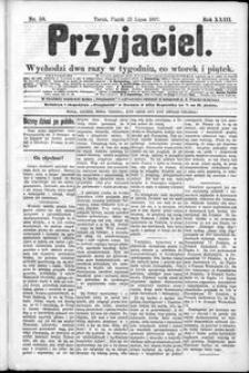 Przyjaciel : pismo dla ludu 1897 nr 59