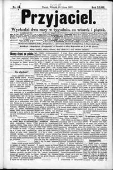 Przyjaciel : pismo dla ludu 1897 nr 61