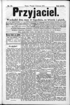 Przyjaciel : pismo dla ludu 1897 nr 62