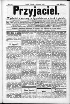 Przyjaciel : pismo dla ludu 1897 nr 63