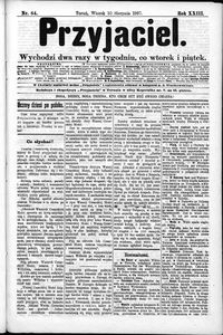Przyjaciel : pismo dla ludu 1897 nr 64