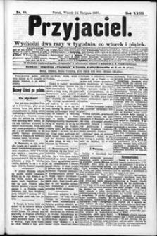 Przyjaciel : pismo dla ludu 1897 nr 68
