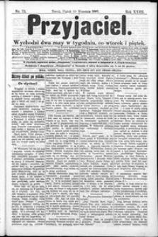 Przyjaciel : pismo dla ludu 1897 nr 73