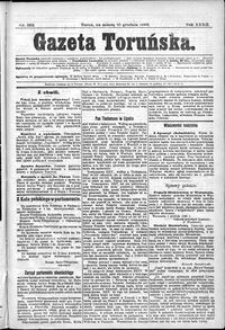 Gazeta Toruńska 1898, R. 32 nr 282