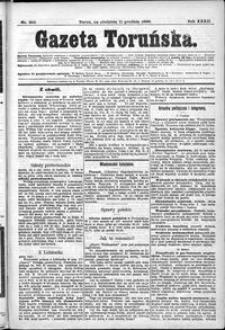 Gazeta Toruńska 1898, R. 32 nr 283