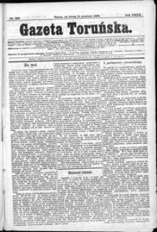 Gazeta Toruńska 1898, R. 32 nr 285