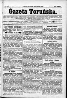 Gazeta Toruńska 1898, R. 32 nr 287