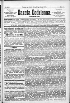 Gazeta Toruńska 1898, R. 32 nr 293