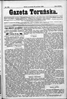 Gazeta Toruńska 1898, R. 32 nr 296
