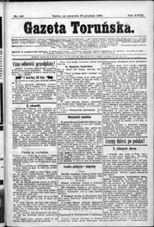 Gazeta Toruńska 1898, R. 32 nr 297