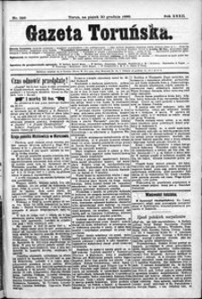 Gazeta Toruńska 1898, R. 32 nr 298