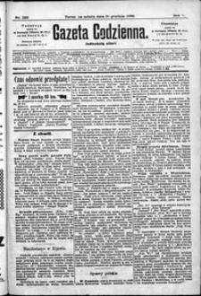 Gazeta Toruńska 1898, R. 32 nr 299