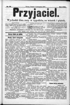 Przyjaciel : pismo dla ludu 1897 nr 89