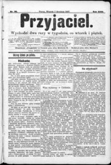 Przyjaciel : pismo dla ludu 1897 nr 98