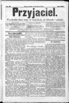 Przyjaciel : pismo dla ludu 1897 nr 99