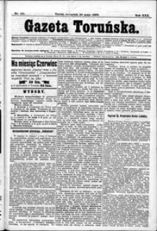Gazeta Toruńska 1896, R. 30 nr 121