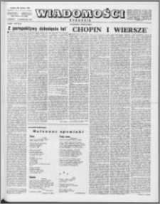 Wiadomości, R. 21 nr 40 (1070), 1966