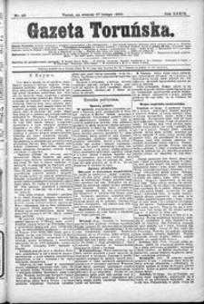 Gazeta Toruńska 1900, R. 34 nr 46