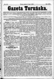 Gazeta Toruńska 1896, R. 30 nr 157