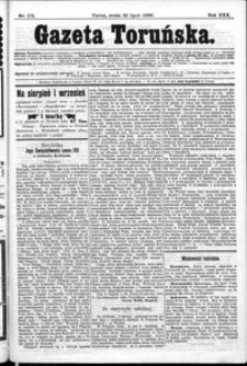 Gazeta Toruńska 1896, R. 30 nr 172