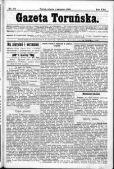 Gazeta Toruńska 1896, R. 30 nr 175
