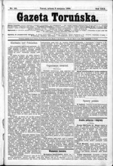Gazeta Toruńska 1896, R. 30 nr 181