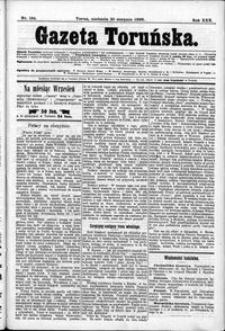 Gazeta Toruńska 1896, R. 30 nr 194