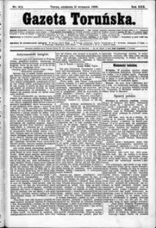 Gazeta Toruńska 1896, R. 30 nr 212