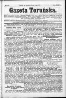 Gazeta Toruńska 1900, R. 34 nr 126