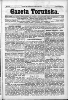 Gazeta Toruńska 1900, R. 34 nr 141