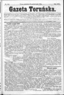 Gazeta Toruńska 1896, R. 30 nr 242