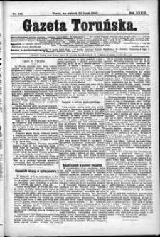 Gazeta Toruńska 1900, R. 34 nr 166