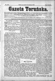 Gazeta Toruńska 1900, R. 34 nr 203