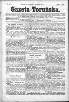 Gazeta Toruńska 1900, R. 34 nr 204