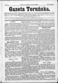 Gazeta Toruńska 1899, R. 33 nr 10