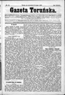 Gazeta Toruńska 1899, R. 33 nr 38