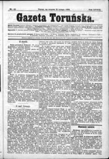 Gazeta Toruńska 1899, R. 33 nr 42