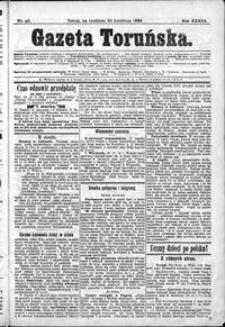 Gazeta Toruńska 1899, R. 33 nr 98