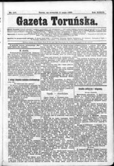 Gazeta Toruńska 1899, R. 33 nr 107