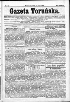 Gazeta Toruńska 1899, R. 33 nr 113