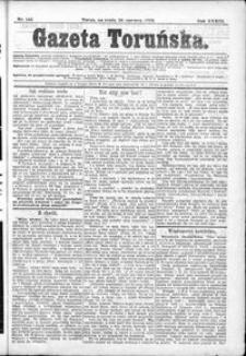Gazeta Toruńska 1899, R. 33 nr 145