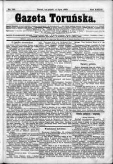 Gazeta Toruńska 1899, R. 33 nr 158