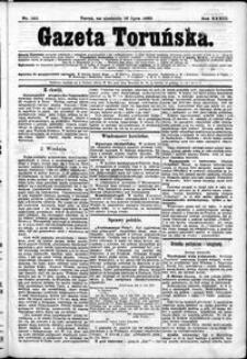 Gazeta Toruńska 1899, R. 33 nr 160