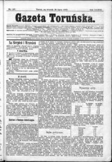 Gazeta Toruńska 1899, R. 33 nr 167