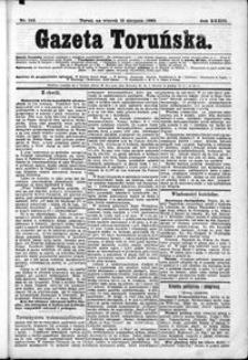 Gazeta Toruńska 1899, R. 33 nr 185