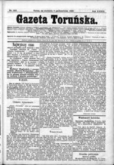 Gazeta Toruńska 1899, R. 33 nr 232