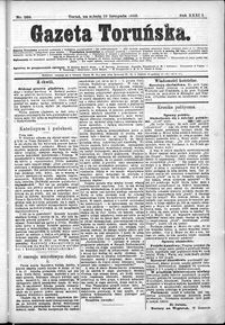 Gazeta Toruńska 1899, R. 33 nr 266